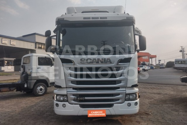 Scania G 440, ano 2014/2014