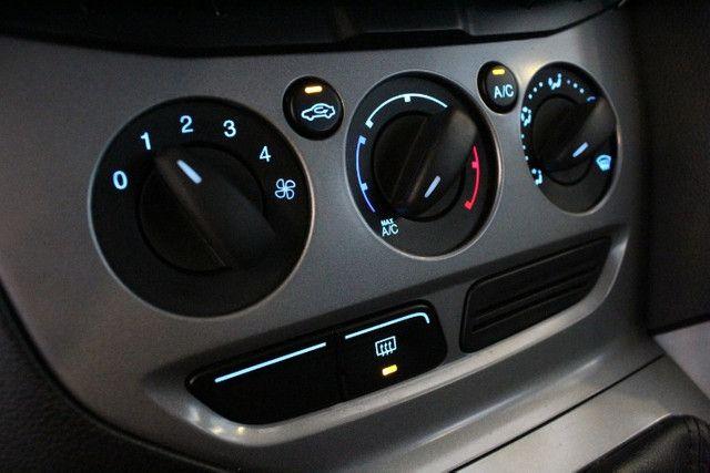 Ford Focus Se Plus 1.6 Hatch Automático - Impecável - Foto 10