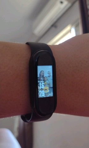 Relógio inteligente m6 smartwatch - Foto 3