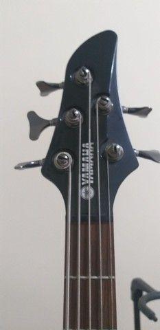 Baixo Yamaha Rbx 375