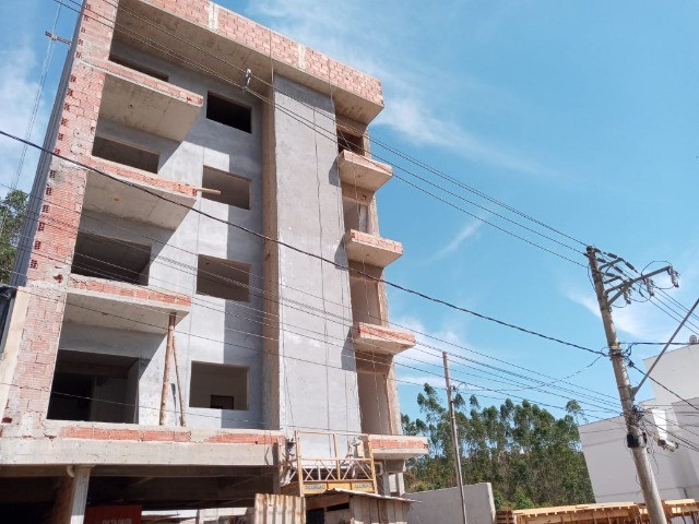 Lindo com 3/4 por R$ 295.000 suíte varandas e elevador em Recanto da Mata - Foto 6