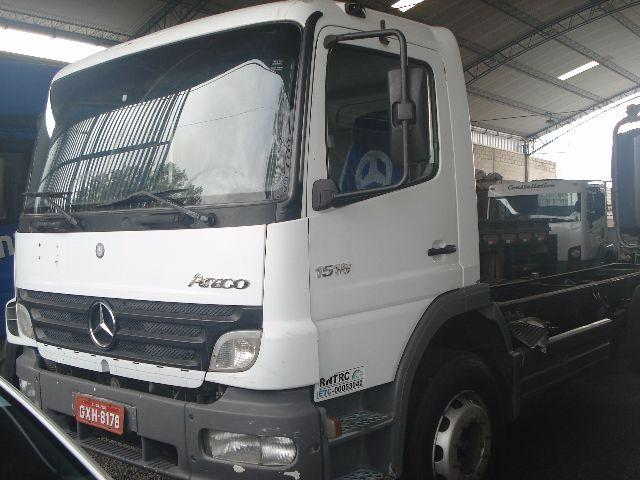MB 1518 ARTEGO TOCO CHASSIS