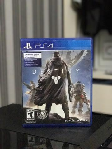 Destiny PS4 semi novo