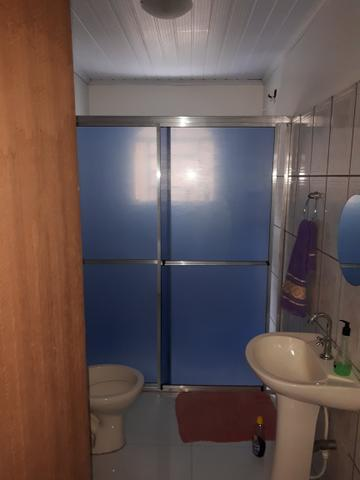 Rua 3 casa 3 quartos churrasqueira condomínio fechado com portaria e - Foto 6
