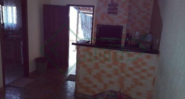 Linda casa no vila nova 01 suíte + 02 dormitórios | rua asfaltada | próximo a caixa econôm - Foto 5
