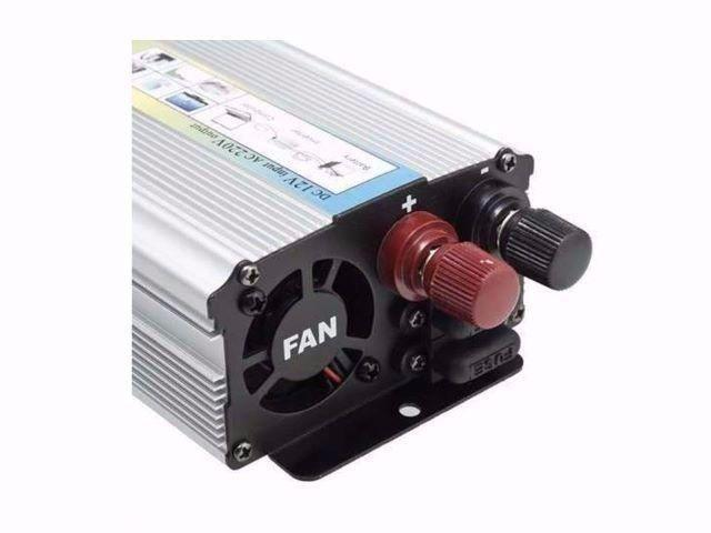 Inverter Inversor Veicular 1000w 12v P/ 220v Original