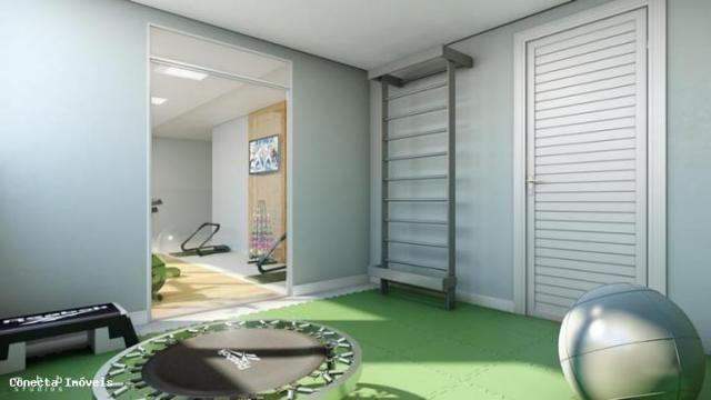 Apartamento para venda em vitória, jardim camburi, 2 dormitórios, 1 suíte, 2 banheiros, 2  - Foto 6