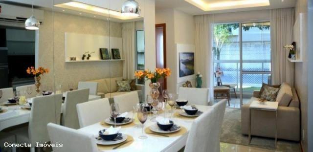 Apartamento para venda em vitória, jardim camburi, 2 dormitórios, 1 suíte, 1 banheiro, 1 v