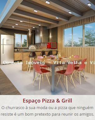 Apartamento para venda em vitória, barro vermelho, 2 dormitórios, 1 suíte, 2 banheiros, 1  - Foto 7