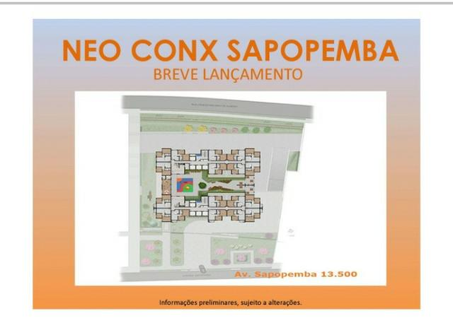 Lançamento 02 Dormitórios Avenida Sapopemba Minha Casa Minha Vida - Foto 7