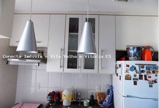 Apartamento para venda em vitória, jardim camburi, 2 dormitórios, 1 banheiro, 1 vaga - Foto 5