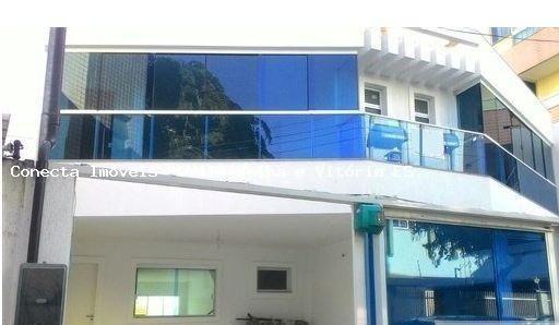 Casa para venda em vitória, jardim camburi, 4 dormitórios, 2 suítes, 4 banheiros, 4 vagas