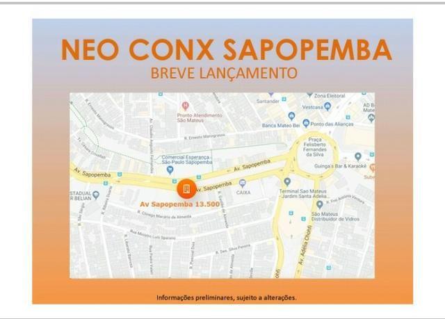 Lançamento 02 Dormitórios Avenida Sapopemba Minha Casa Minha Vida - Foto 2