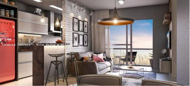Apartamento para venda em vitória, barro vermelho, 2 dormitórios, 1 suíte, 2 banheiros, 1  - Foto 2