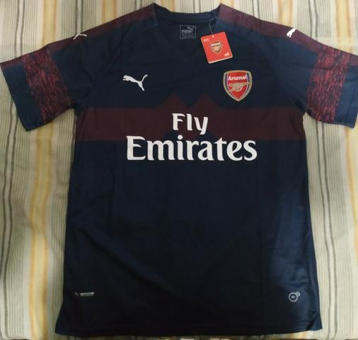 16223ff34cd95 Camisas de Times Ingleses - Roupas e calçados - Lagoinha
