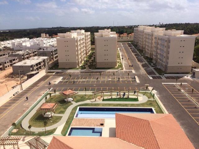 Bonavita Club: Apartamento de 2 quartos e 2 banheiros, todo no porcelanato, no Araçagy!! - Foto 10