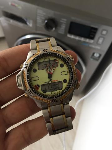 b85abc537e9 Relógio citizen promaster