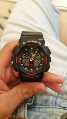 9701d59ad22 Relogio g shock  original - Bijouterias