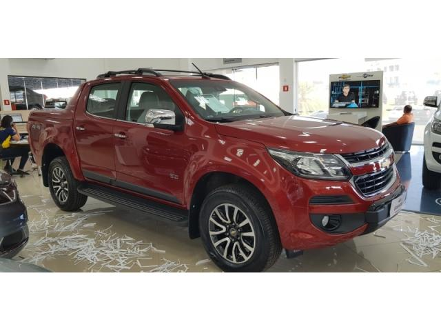 CHEVROLET  S10 2.8 HIGH COUNTRY 4X4 CD 2018