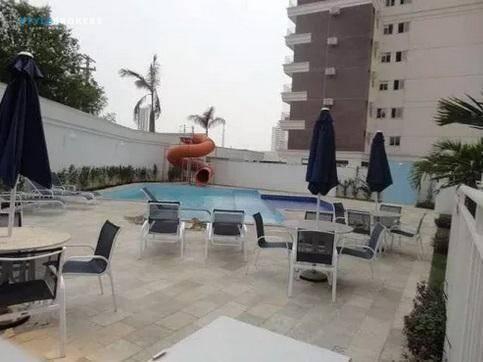 Apartamento Innovare Condomínio Club - Bairro Jardim Kennedy - Cuiabá-MT