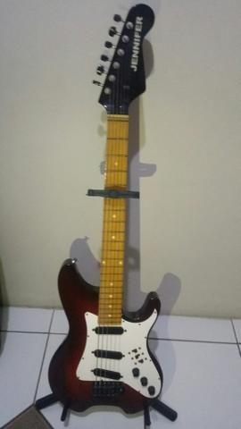 Guitarra mini stratocaster