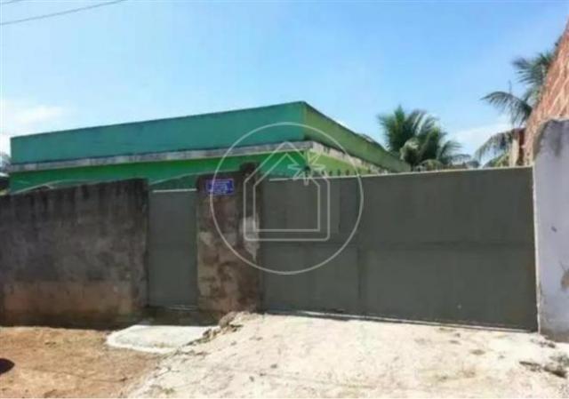 Casa à venda com 3 dormitórios em Retiro são joaquim, Itaboraí cod:854604 - Foto 3