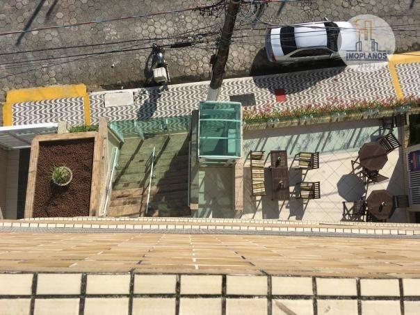 Apartamento com 2 dormitórios à venda, 76 m² por r$ 270.000 - campo da aviação - praia gra - Foto 9