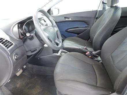 Hyundai hb20 1.6 comfort style 16v flex 4p automático - Foto 5