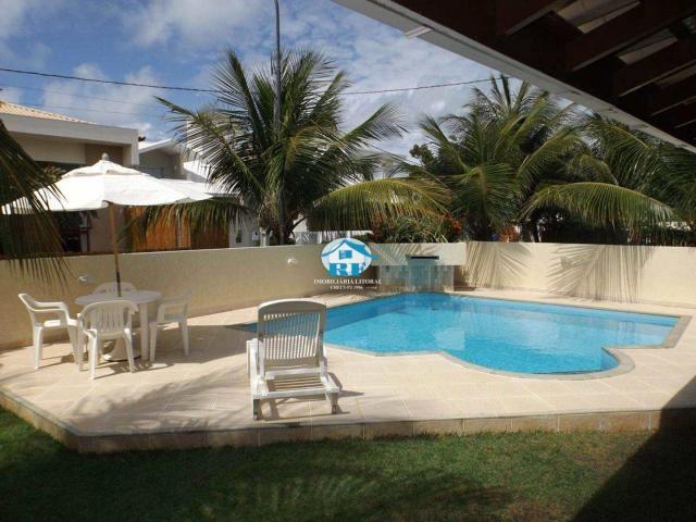 Casa de condomínio à venda com 4 dormitórios em Guarajuba, Guarajuba (camaçari) cod:33 - Foto 5