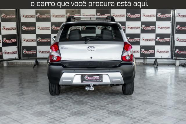 Toyota Etios Cross 1.5 Automático ( 16.000 km Com Kit Gas ) - Foto 10