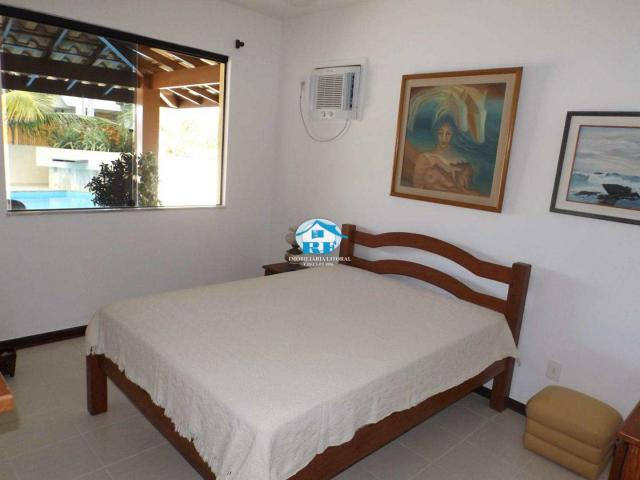Casa de condomínio à venda com 4 dormitórios em Guarajuba, Guarajuba (camaçari) cod:33 - Foto 16
