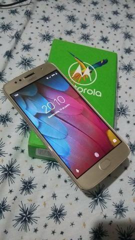 Moto G5S 32GB 4G com nota