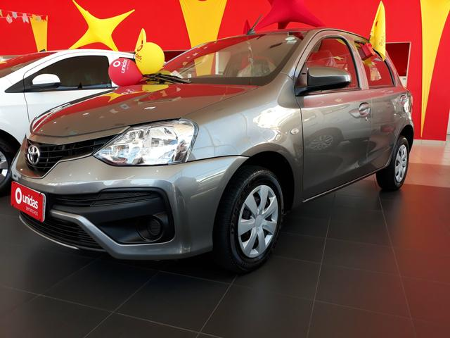 Toyota etios x 1.3 - Foto 2