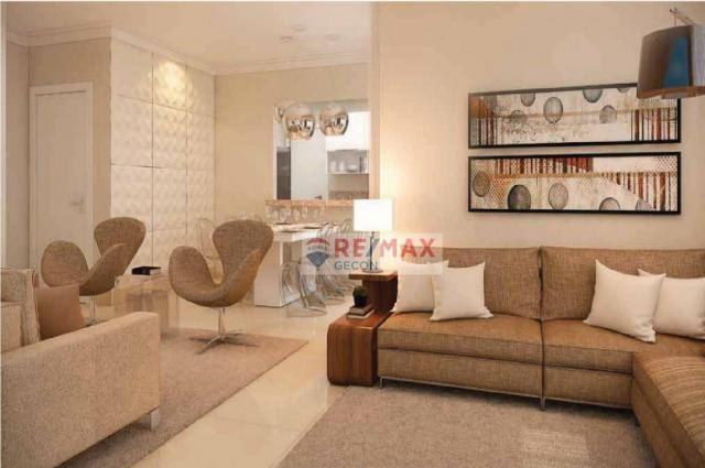 VIVAZ - Apartamento 12Om2, com 3 dormitórios à venda por R$ 736.150,00 - Foto 4