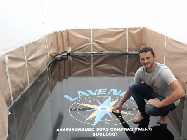 Curso online piso, paredes 3d + mesas resinadas - Foto 5