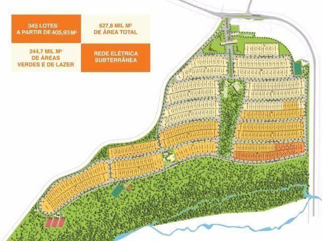Lote - Jardins Amsterdã - 539m² - Sombra - Aceito Carro -SN - Foto 12