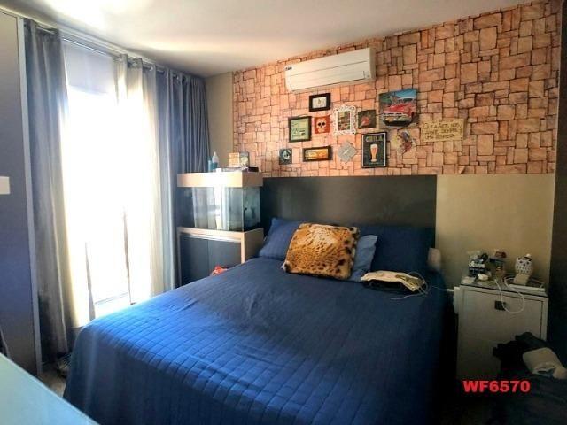 Bossa nova, apartamento no Meireles, 5 suítes, 5 vagas de garagem, 400m², vista mar - Foto 11