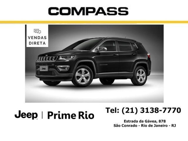 JEEP COMPASS LIMITED AT9 4X4 2.0 16V