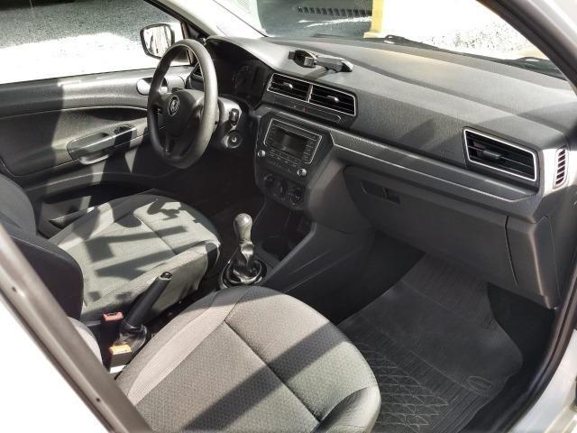 VW Gol G7 Trendline 1.0 2017 - Completo, 29.000km - Foto 12