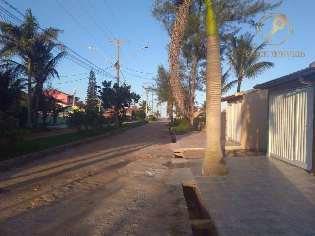 CA2001 Casa com 2 dorm à venda, por R$ 160.000 - Piscina Unamar - Cabo Frio/RJ - Foto 9