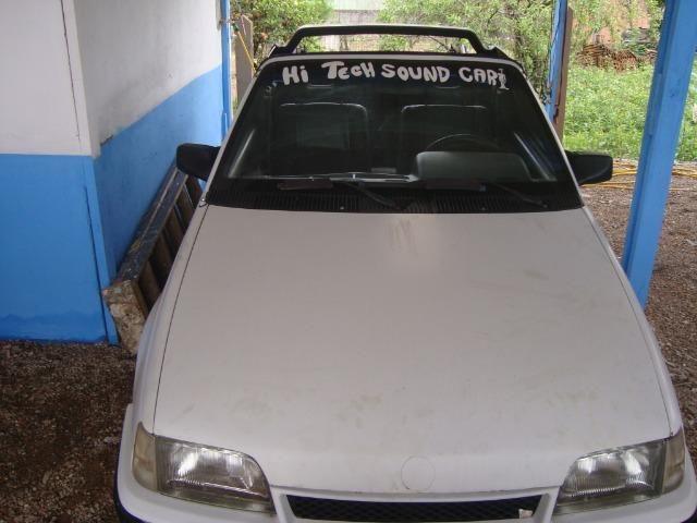 Kadett Conversivel GSI 1993 Branco - Foto 4