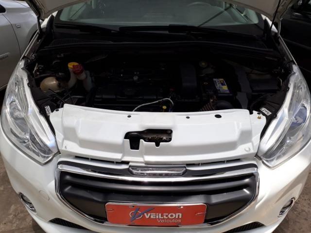 Peugeot 208 2015 1.5 Active Branco Unica Dona Emplacado - Foto 8