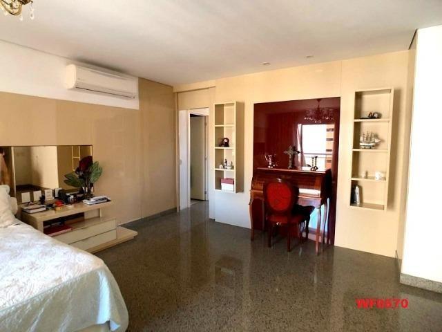 Bossa nova, apartamento no Meireles, 5 suítes, 5 vagas de garagem, 400m², vista mar - Foto 13