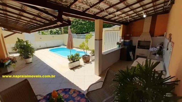 Vendo bela casa térrea com 3 quartos, condomínio na praia de Stella Maris, Salvador, Bahia - Foto 3