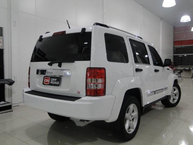 Jeep Cherokee Limited 3.7 4x4 V6 12V Aut - Foto 3