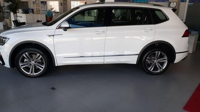 VW - VOLKSWAGEN TIGUAN ALLSPAC R-LINE 350 TSI 2.0 4X4 2021 ...