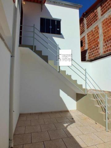 Casa com 3 dormitórios para alugar, 80 m² por R$ 950,00/mês - São Caetano - Resende/RJ - Foto 4