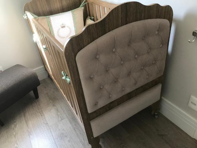 Berço cama impecável - Foto 5