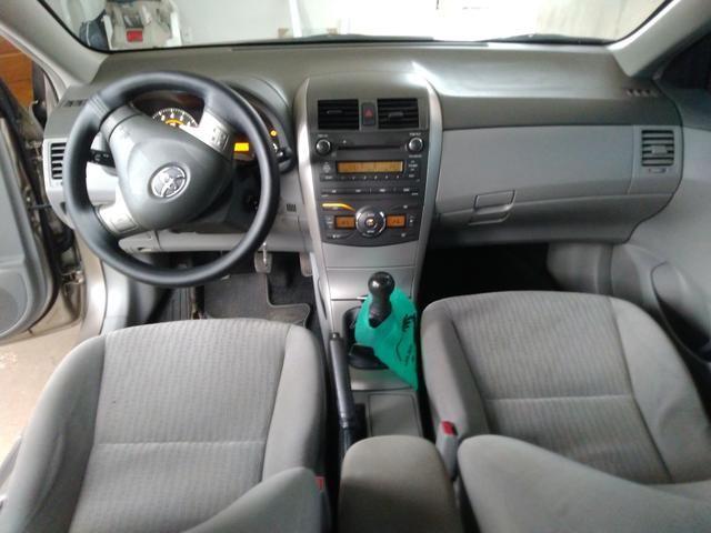 Corolla GLI 1.8 2010/2011 - Foto 10