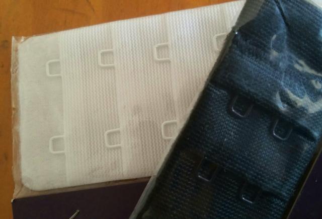 Extensores de sutiã (são dois) - Foto 4